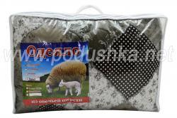 Одеяло из овечьей шерсти (зимнее)