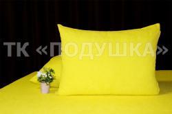 Купить желтые махровые наволочки на молнии в Иркутске