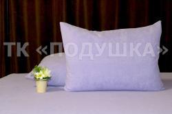 Купить фиолетовые махровые наволочки на молнии в Иркутске
