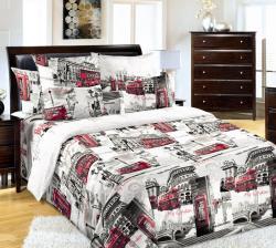 Купить постельное белье из бязи «Лондон 1» в Иркутске