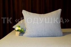 Купить серые махровые наволочки на молнии в Иркутске
