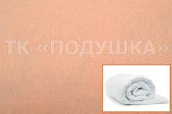 Купить персиковый трикотажный пододеяльник в Иркутске