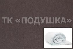 Купить коричневый трикотажный пододеяльник в Иркутске