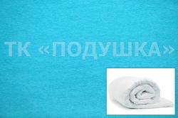 Купить бирюзовый махровый пододеяльник  в Иркутске